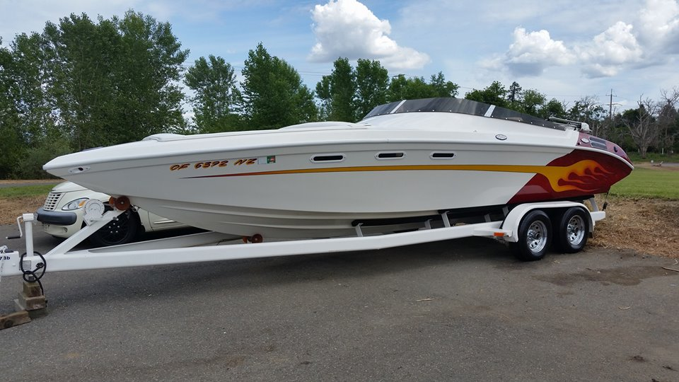 sweet custom boat detailed by detail pros