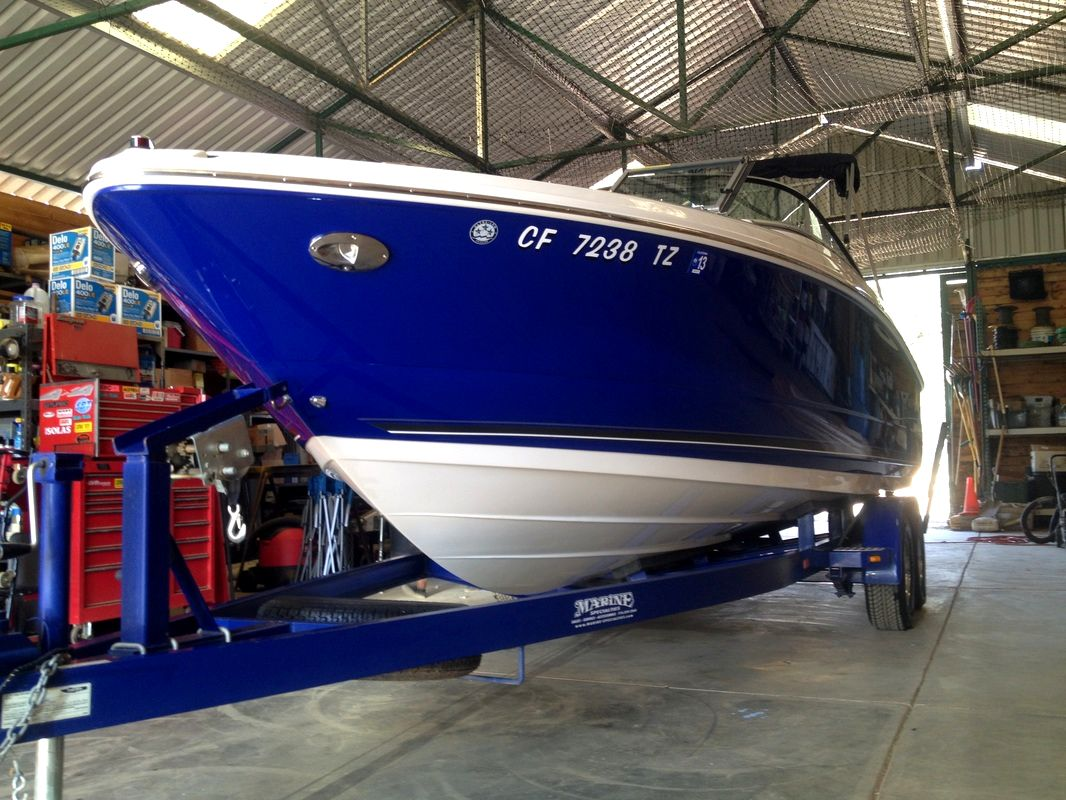 full boat detail in browns valley by detail pros